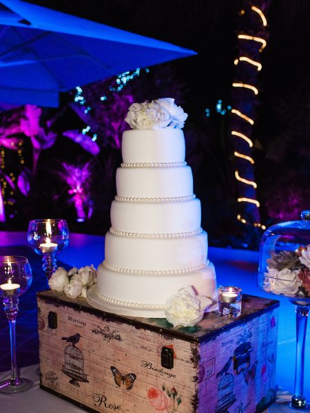 Wedding cake Quinta Do Lago Algarve Portugal