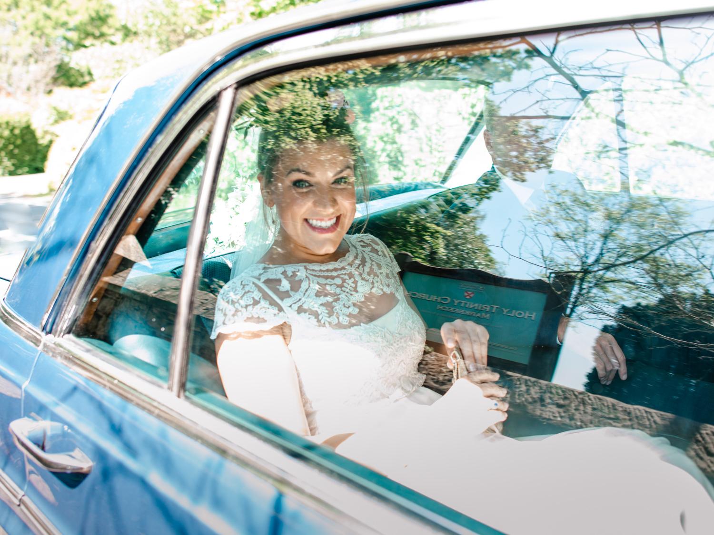 Florence & Jon\'s wedding at Falconhurst, Kent · Stephanie Swann